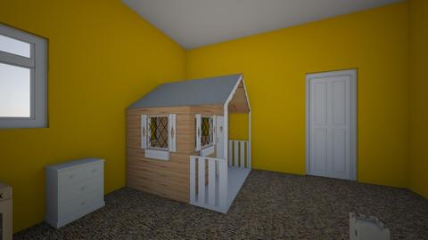 John N Room - Modern - Kids room - by KarenEvans