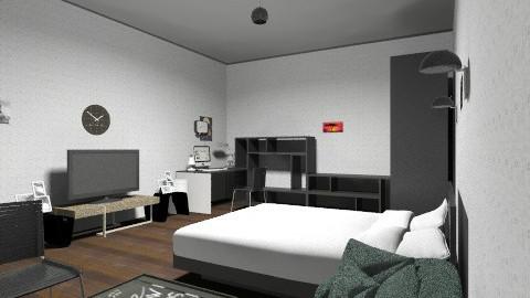 barbara - Bedroom - by barly