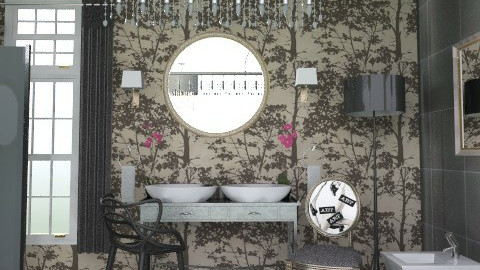 butiqe2 - Eclectic - Bathroom - by mannu