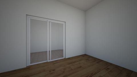 bedroom - by sashaoseguera