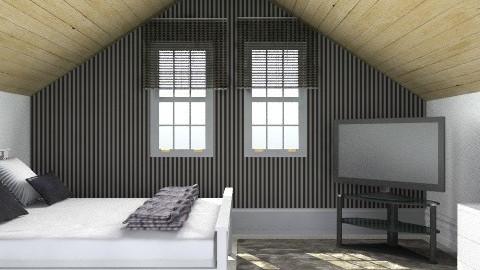 Mens  - Masculine - Bedroom - by AmyMcGrane