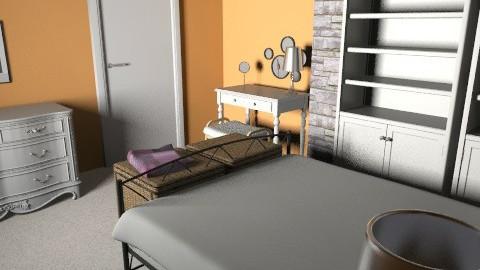 samor - Country - Bedroom - by nikolov_ivaylo