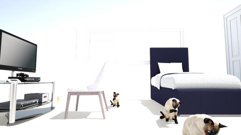 pablos chapa dream room 5 - Eclectic - Bedroom - by pcha3702