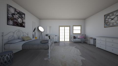 bedroom  - by rachaelmitai