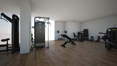 BLANC CAMPO BELO - Office - by Leandro Leal SP Fitness Pro