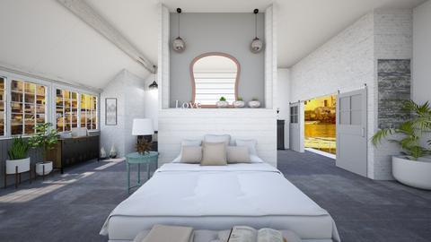 Ex - Bedroom - by sissybee