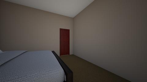 Home Ec Bedroom Design - Bedroom - by kasteranneka123