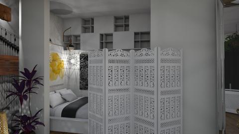 My Template Sweden Flat - Minimal - Bedroom - by LuzMa HL