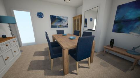 grandma dining - Dining room - by katy96xx