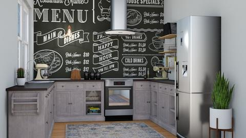 Kitchen - Kitchen - by lovedsign