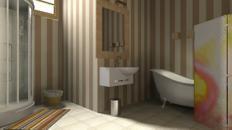 Marigold main bath - Bathroom - by Emily_Foster12