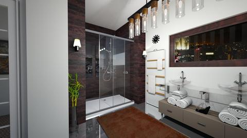 Midcentury Modern BR - Bathroom - by 2001bea