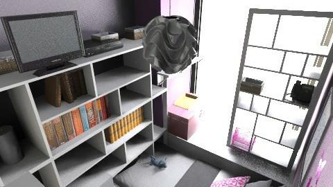 Mi xuarto - Bedroom - by elisamaturana