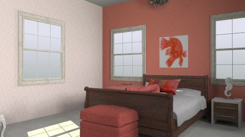 thats just peachy - Country - Bedroom - by guayaba soda1