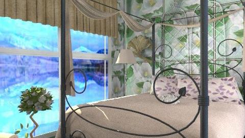 Wonderful winter night_2 - Glamour - Bedroom - by milyca8