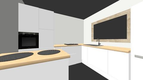 kuchnia - Kitchen - by sylwia sadowska