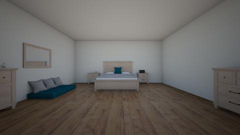 My amazing Bedroom - Bedroom - by aabbett25