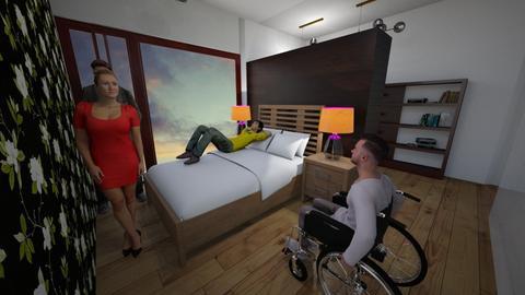 miegamasis 10 - Bedroom - by Dennkka