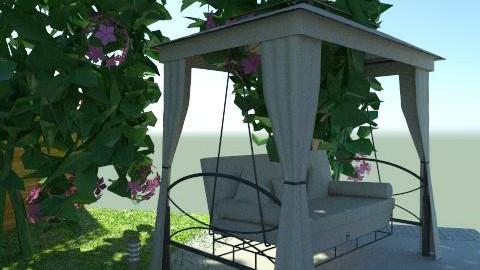 pool/outdoor garden area - Classic - Garden - by faisondesigns