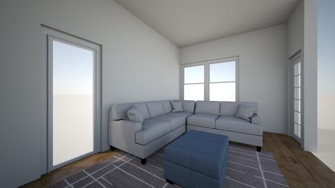 brenda Rodriguez 2 - Living room - by blanca quintero