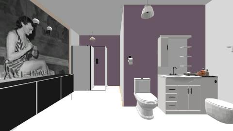 bathroom - by Sejal Jain