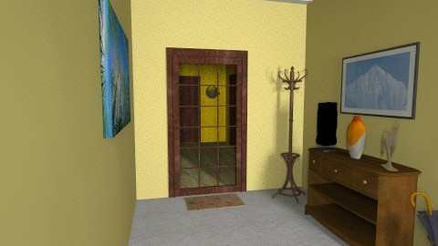 My real house Hall - Classic - by violeta1987