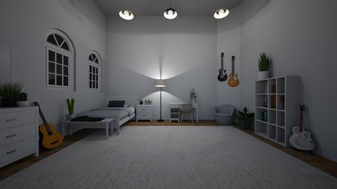 Natalie dream bedroom - Bedroom - by joetee