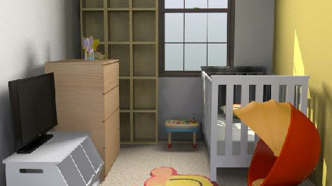new nursery - Classic - Kids room - by deimantetalat
