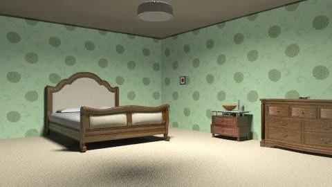 Grand bedroom - Bedroom - by livvy651