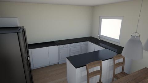 projekt 3 - Living room - by rafaliskorm