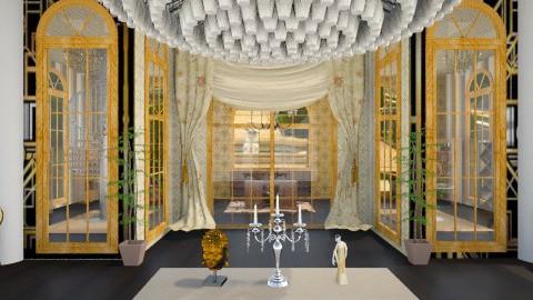 Gatsbys Office - by castles23