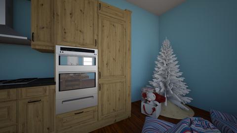 Christmas Room - Modern - by Picklejuice_07