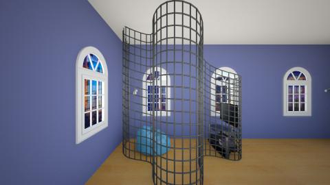 alexs tv - Living room - by Jennifer Sanchez