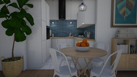 Kitchenette - Kitchen - by Tuija
