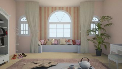Baby - Classic - Kids room - by Sali15