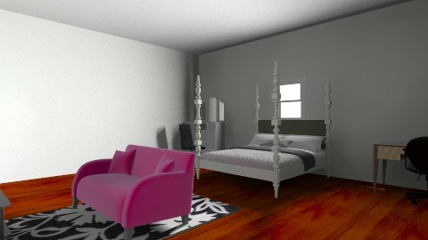 Tashina's bedroom - by nicolehidalgo77