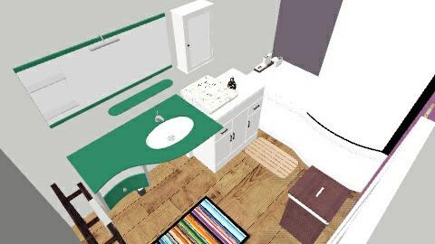 szobakonyha - Modern - Living room - by Vargn Nagy Ceclia
