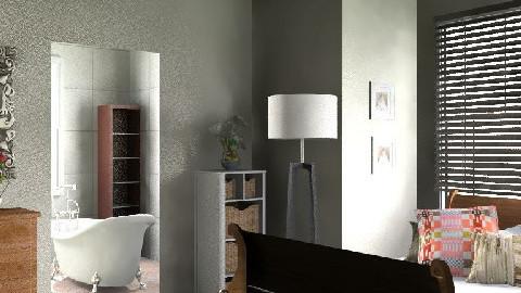 Sleigh en-suite - Eclectic - Bedroom - by hunny