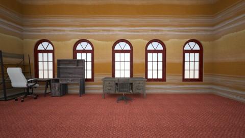 Agneska - Office - by Agniuska
