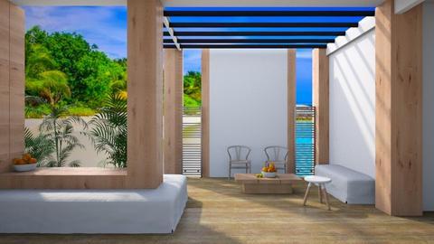 Veranda - Living room - by millerfam