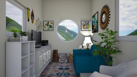 Sweet N Small - Living room - by Jobunches