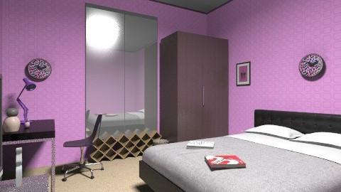 asd - Bedroom - by barly