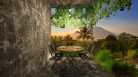 casa103 - Eclectic - Garden - by nickynunes