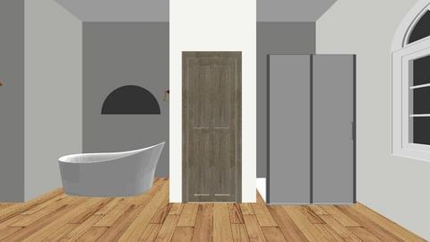 MASTER BATH - Bathroom - by abal7969