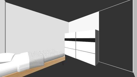 Estudio - Bedroom - by Fran77