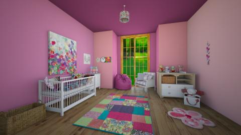 nursery<3 - Kids room - by OSanna1234