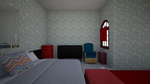 sasou - Classic - Bedroom - by sasou