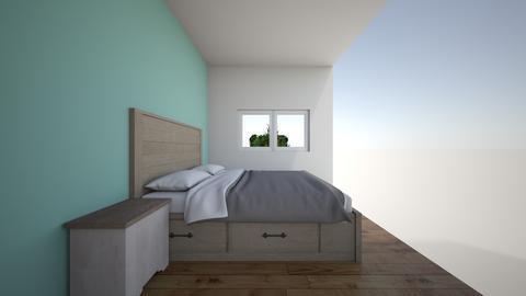 master bedroom - Bedroom - by mikachu