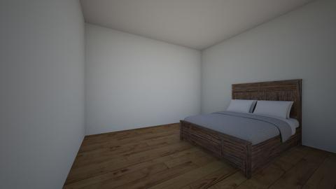 bedroom design - Rustic - Bedroom - by biancadesigns