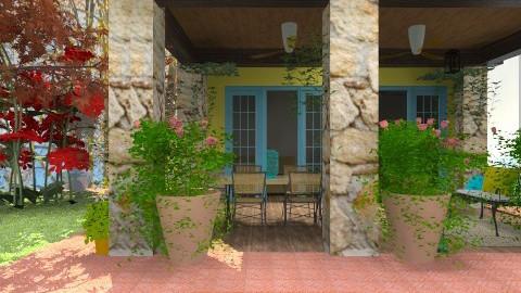 Terracota - Vintage - Garden - by pachecosilv